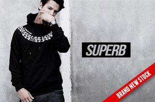 SUPERB: New Stock