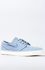 Nike Zoom Stefan Janoski in Work Blue, Utility Blue, and Sail