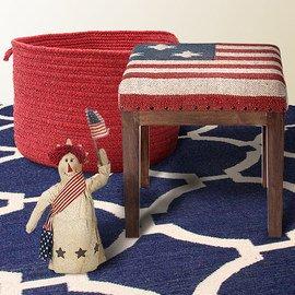Americana: Décor & Textiles
