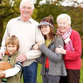 Grandparents' Day: Women & Men