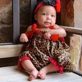 Baby Style: Serengeti Animal Prints