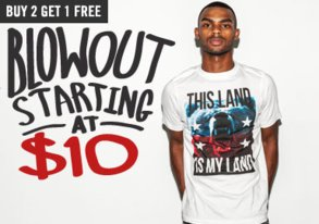 Shop Tanks, Tees & More: $10 & Up
