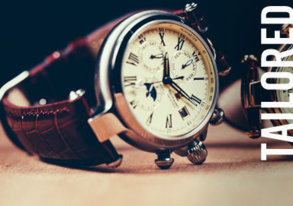 Shop Tailored Takeover: Watches