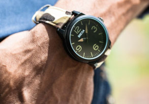 Shop Camo Watches & More from $20
