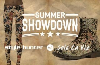 Style Hunter VS. Sole La Vie