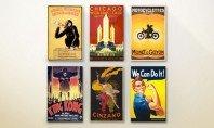 Retro Movie Posters & Propaganda Art | Shop Now