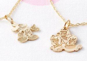 Gold Disney Jewelry