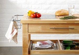 The Well-Organized Kitchen
