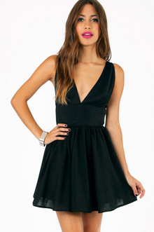 KASSANDRA SKATER DRESS 37