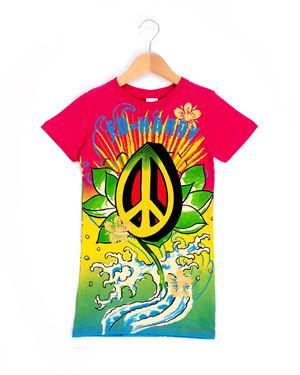 Ed Hardy Girl's Graphic T-Shirt