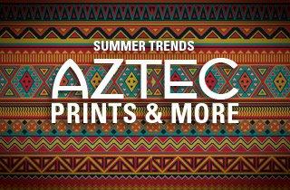 Aztec Prints & More