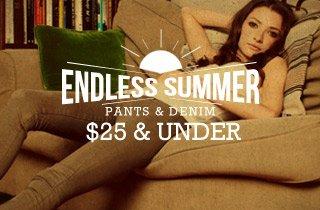 Pants & Denim $25 & Under