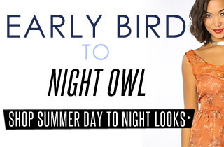 Shop Summer Day To Night Looks