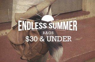 Backpacks & Bags $30 & Under