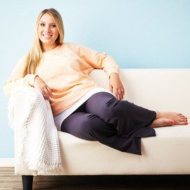 Lounge Worthy: Plus-Size Apparel
