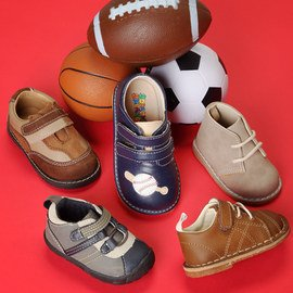 Step Right Up: Boys' Shoes