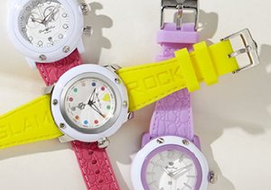 Kaleidoscope: Colorful Watches