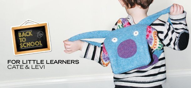 FOR LITTLE LEARNERS: CATE & LEVI, Event Ends August 14, 9:00 AM PT >