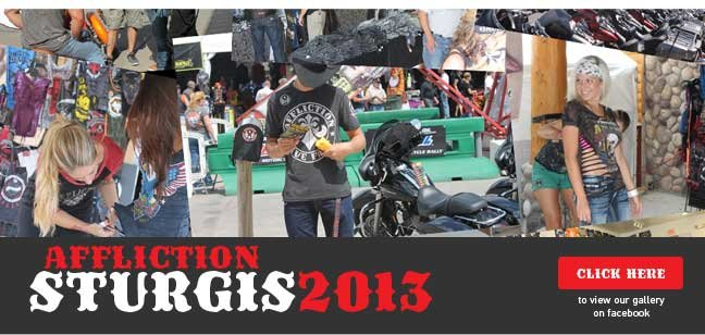 Affliction Sturgis 2013