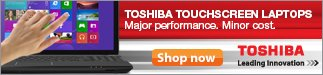 Toshiba shop now