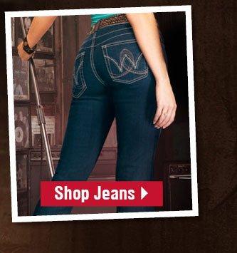 Shop Ladies Jeans