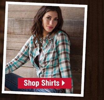 Shop Ladies Shirts