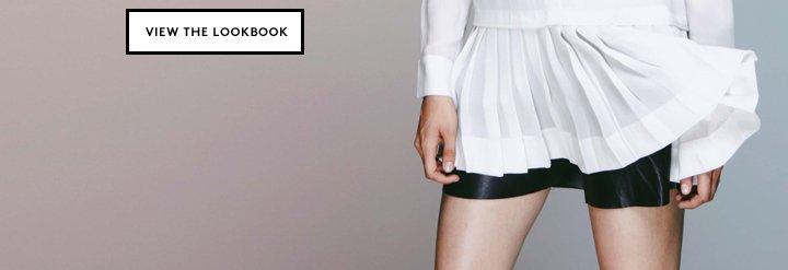 Fresh for fall: Shop the Derek Lam lookbook.