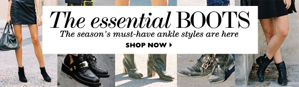 The essential boots