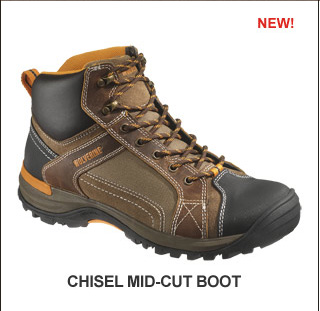 Chisel Mid-Cut Boot