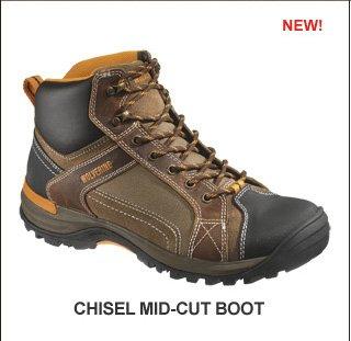 Chisel Mid-Cut Boot