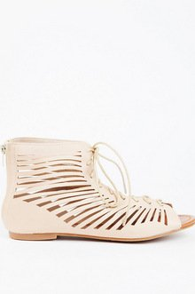 STRAPPED DOWN SANDALS 30