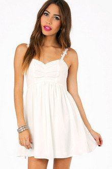 YES SHE CAN FLOWY DRESS 33