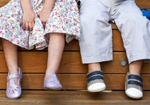 Old Soles: Kids' Shoes