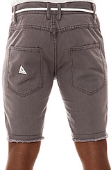 The Shane 2 Messenger Fit Shorts in Grey