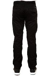 The Dockson Classic Fit Pants in Black