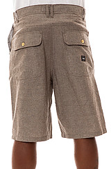 The Kilmer Relaxed Fit Shorts in Brown