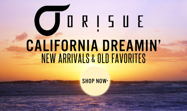 California Dreamin' - All New from Orisue