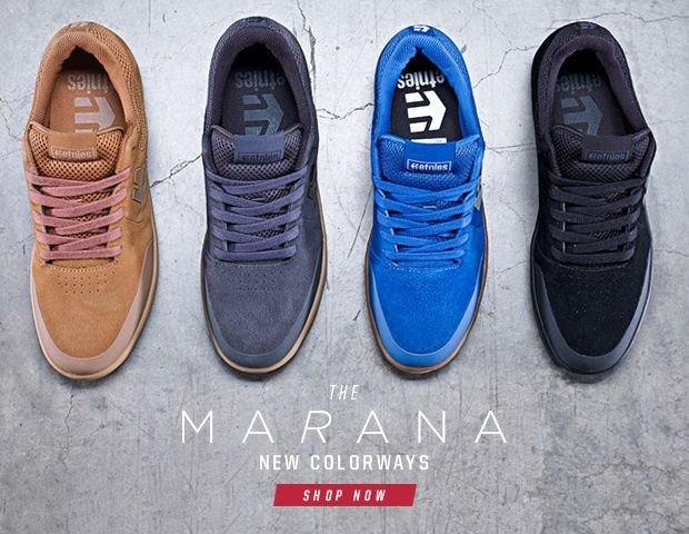 Great New Marana Colorways Available Now!