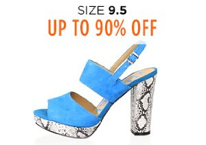 Up to 90% Off Shoes: Size 9.5