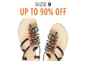 Up to 90% Off Shoes: Size 9