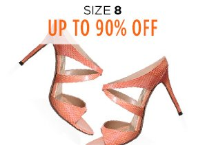 Up to 90% Off Shoes: Size 8