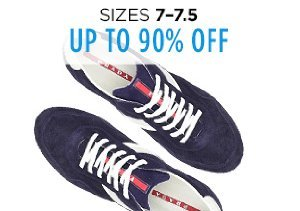Up to 90% Off Shoes: Sizes 7-7.5