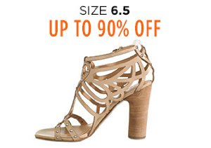 Up to 90% Off Shoes: Size 6.5