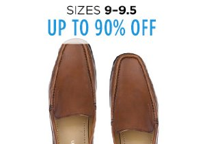 Up to 90% Off Shoes: Sizes 9-9.5