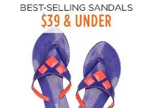 $39 & Under: Best-Selling Sandals
