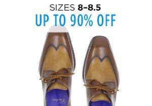 Up to 90% Off Shoes: Sizes 8-8.5
