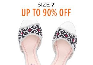 Up to 90% Off Shoes: Size 7