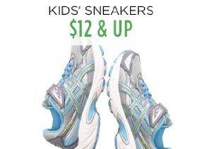 $12 & Up: Kids' Sneakers