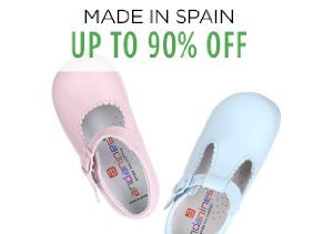 Made in Spain: Up to 90% Off
