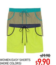 WOMEN EASY SHORTS